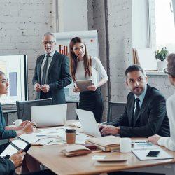 Как презентовать корпоративный портал руководству